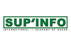 Logo officiel Groupe sup'info