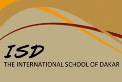 Logo officiel The international school of Dakar