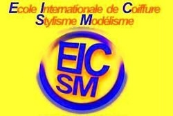 Logo officiel Ecole Internationale de Coiffure Stylisme Modélisme