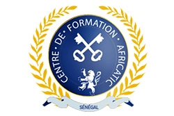 Logo officiel Centre de formation africatic