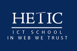 Logo officiel Hetic school