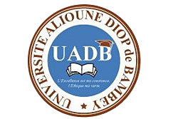 Logo officiel Université Alioune Diop de Bambey