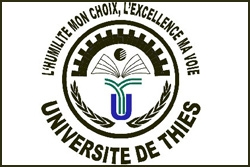 Logo officiel Université de Thiès