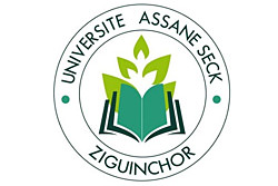 Logo officiel Université Assane Seck de Ziguinchor