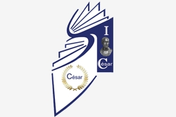 Logo officiel Institut César