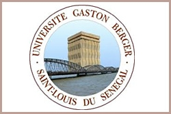 Logo officiel Université Gaston Berger
