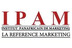 Logo officiel Institut panafricain de marketing