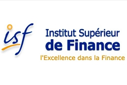 Logo officiel Institut supérieur de finance